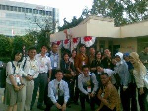 Pose-2 novartis indonesia site pasar rebo1
